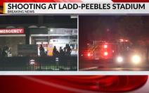 Xả súng sau trận đấu bóng ở trường trung học, 10 học sinh bị thương