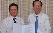 Sở Kế hoạch và đầu tư TP.HCM có thêm phó giám đốc