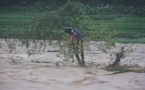 Bắc Bộ, Trung Bộ mưa cả tuần tới, nguy cơ lũ quét nhiều nơi