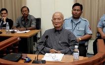 Cựu thủ lĩnh Khmer Đỏ Noun Chea chết ở tuổi 93