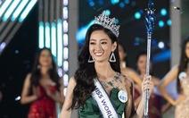 Video: Xem lại khoảnh khắc Lương Thùy Linh đoạt vương miện hoa hậu