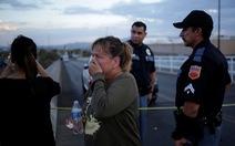 Xả súng ở Texas: 'Tôi lo cho bọn trẻ hơn cả bản thân mình'