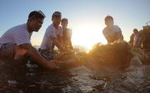 Lý Sơn bây giờ, chuyện vứt rác ra biển dần là dĩ vãng
