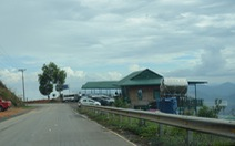 Chậm xử lý các trạm dừng chân 'chui' trên đèo Đại Ninh do hồ sơ nhiều sai sót