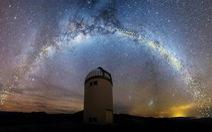 Phát hiện mới: Dải ngân hà vênh và xoắn chứ không phẳng