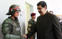 Mỹ đóng băng toàn bộ tài sản của chính phủ Venezuela