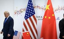 Nguy cơ chiến tranh tiền tệ Mỹ - Trung