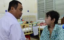 Cô gái 19 tuổi từng mang bụng chứa hơn 40 lít nước như được tái sinh