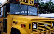 Xe đưa đón học sinh Mỹ có hệ thống cảnh báo ngăn trẻ bị bỏ quên trên xe
