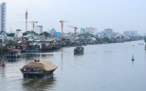 Một dòng sông nhiều nơi quản lý
