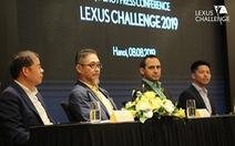 Giải golf Lexus Challenge 2019 có tổng giá trị giải thưởng 1,5 tỉ đồng