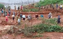 Sạt lở đất tại Đắk Nông, 3 người trong gia đình bị vùi lấp