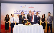 Prudential Việt Nam và PVcomBank tái ký hợp tác độc quyền