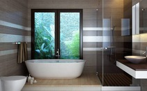 Những lưu ý về phong thủy khi thiết kế nhà vệ sinh