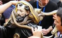 Video: Độc đáo lễ hội rước rắn ở dãy núi Apennine