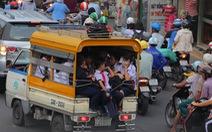 TP.HCM rà soát hoạt động đưa rước học sinh của 123 trường học