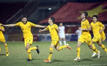 Việt Nam rơi vào thế khó khi thua Úc 1-4 ở Giải U18 Đông Nam Á 2019