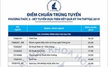 Điểm chuẩn ĐH Khoa học tự nhiên TP.HCM cao nhất 25
