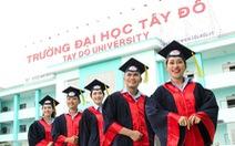 Trường Đại học Tây Đô: Nơi uy tín đào tạo tài năng cho đất nước