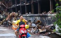 Nguy cơ nhiễm độc sau vụ cháy công ty Rạng Đông: Người dân 'ngóng' kết quả xét nghiệm
