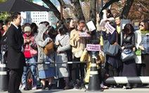 Tại sao các bà vợ Hàn Quốc ly hôn ngày càng đông?
