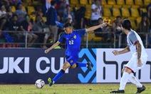 Thái Lan chốt danh sách chỉ còn... 1 tiền đạo đá với đội tuyển Việt Nam