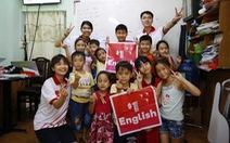 Chàng sinh viên và dự án 'Tiếng Anh 1 USD'