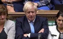 Thủ tướng Anh hứng thất bại lớn tiếp theo khi quốc hội bác bầu cử sớm