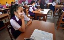 Bị láng giềng 'lây' ô nhiễm, Malaysia đóng cửa hơn 400 trường học