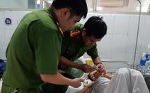 Đà Nẵng: cụ bà mổ cấp cứu được làm CMND ngay trên giường bệnh