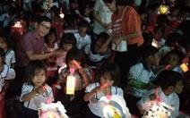 1.000 suất quà Trung thu đến với trẻ em nghèo Phú Yên, Khánh Hòa, Ninh Thuận