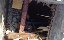 Ngạt khí khi dỡ cốp pha dưới tầng hầm, 2 người chết, 1 người nguy kịch
