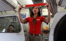 Phạt 2 triệu đồng hành khách 'nhắc hoài không chịu cài dây an toàn máy bay'