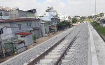14-9, thông tuyến đường sắt qua cầu Bình Lợi mới