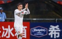 Cầu thủ nhập tịch Elkeson chính thức đi vào lịch sử bóng đá Trung Quốc