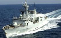 Canada xác nhận đưa tàu chiến qua eo biển Đài Loan theo luật pháp quốc tế