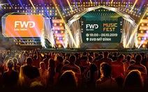 Nhiều nghệ sĩ sẽ góp mặt tại FWD Music Fest 2019