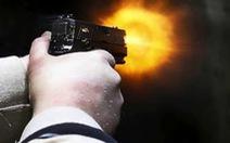 Bắt nghi phạm bịt mặt nổ súng khiến một người trọng thương