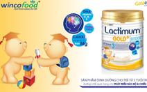 Chăm sóc con tuổi lên 3 với  Lactimum Gold + Junior