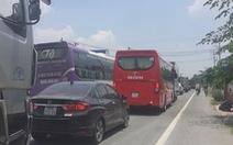 Sửa cầu tuyến quốc lộ, Đồng Tháp kẹt xe dằng dặc
