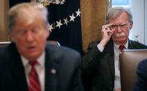 Nhà Trắng đe ông Bolton không được xuất bản sách chống ông Trump