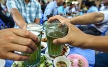 Không được uống rượu bia tại sân vận động, nhà thi đấu