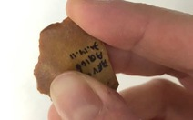 Nửa triệu năm trước, tổ tiên đã biết làm dao bén từ đá