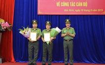 Giám đốc Công an Bắc Ninh làm cục trưởng Cục CSĐT tội phạm tham nhũng