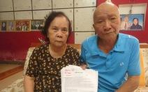 Suýt mất nhà vì bị giả chữ ký