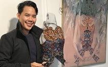Họa sĩ Việt vẽ những nàng Mỵ Nương được Úc chọn triển lãm