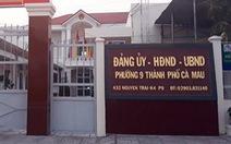 Cà Mau khởi tố vụ nguyên phó chủ tịch phường 'vận động' tiền khi ký xác nhận đơn