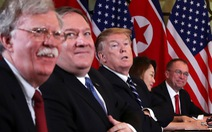Ông Bolton ra đi, Tổng thống Trump sử dụng 'mô hình Kissinger'?