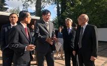 Đại biểu Quốc hội TP.HCM thăm và làm việc tại châu Âu