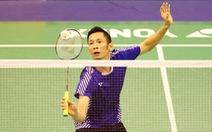 Tiến Minh bị loại ở tứ kết Giải cầu lông quốc tế Việt Nam mở rộng